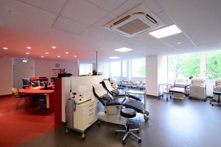 Bielefeld Blutspenden